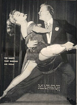 Ashton and Allan, circa 1953 Focus-Mag