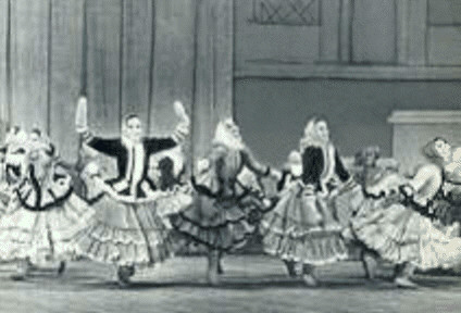 Beryozka Dancers (The Girls)