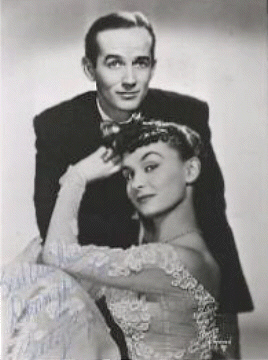 Danny Hoctor and Betty Byrd