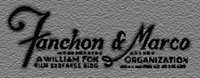 Fanchon and Marco Signature Logo