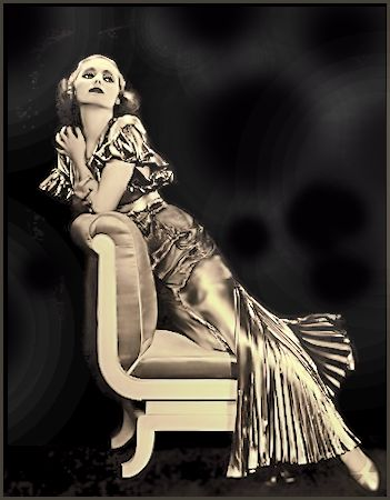 Adrienne Ames ... Vintage  Ziegfeld Girl, Dancer, Showgirl, Actress photo 1