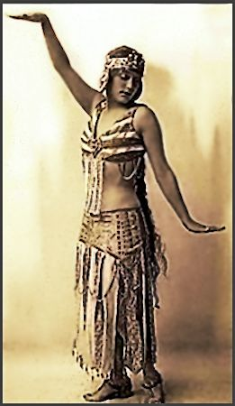 Annette Kellerman ... Vintage  Ziegfeld Girl, Dancer, Showgirl, Actress photo 1