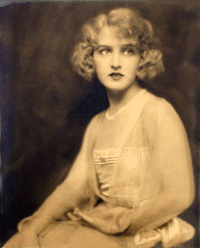 Mary Eaton - Ziegfeld Follies Girl, Actress and Dancer
