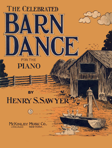 The Celebrated Barn Dance