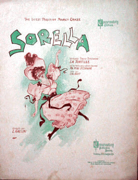 Sorella Sheet Music Cover