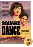 DVD - Square Dance Movie starring Wynona Ryder.