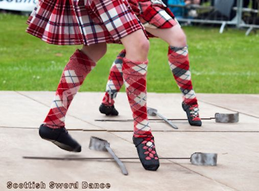 Scottish Sword DANCE