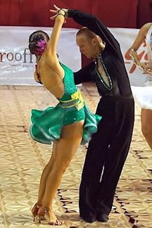 Paso Doble dancers