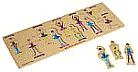 Ballet Positions & Dance Movements Jumbo Peg'd Puzzle