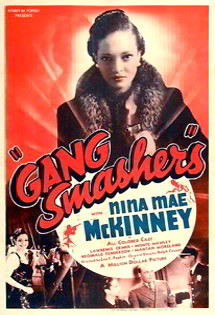 Gang Smashers Movie Poster (aka Gun Moll)