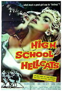 High School Hellcats Movie Poster