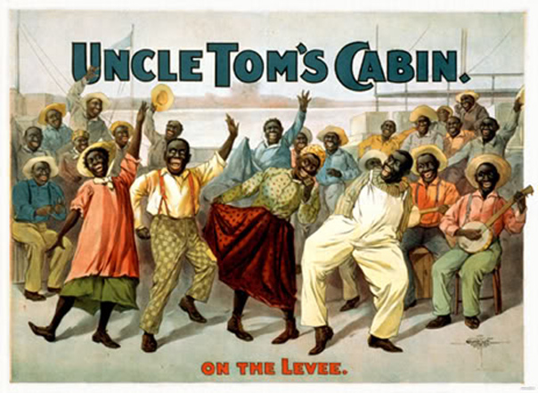 Uncle Tom's Cabin Poster - On The Levee