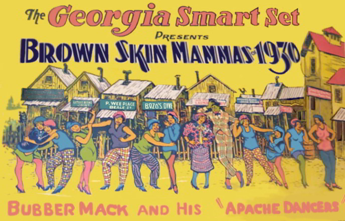 Georgia Smart Set: Brown Skin Mma's of 1920