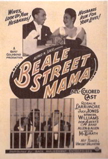 Beale Street Mama Movie Poster