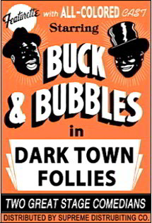 Buck and Bubbles