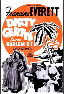 Dirtie Gertie from Harlem USA