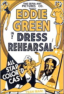 Eddie Green: Dress Rehersal