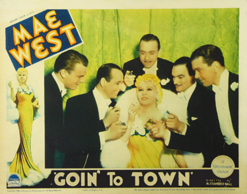 Goin' To Town Movie Poster