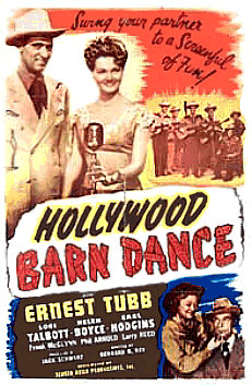 Hollywood Barn Dance movie