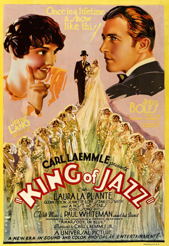 King Of Jazz Movie Poster
