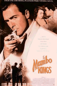Mambo Kings Movie Poster