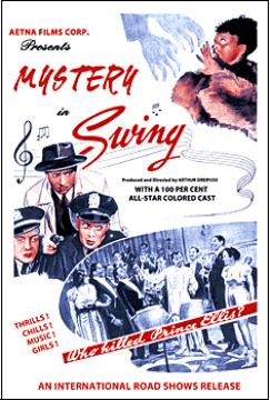 Mystery In Swing Poster