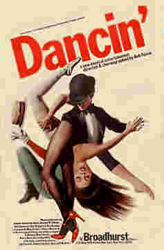 Dancin Movie Poster