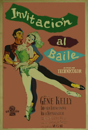 Invitation to the Dance (1957) (Spanish)