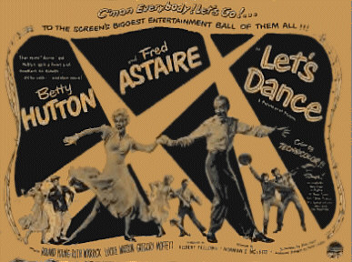 Lets Dance Movie Poster
