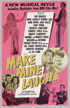 Make Mine Laughs (1931) Movie Poster