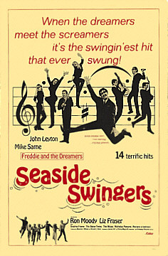 Seaside Swingers Movie Poster