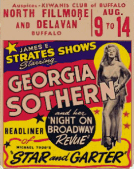 Michael Todd's Star and Garter Revue