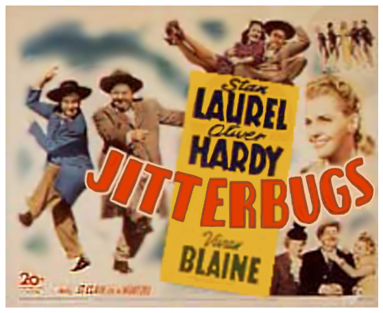 Jitterbugs Movie Poster #2
