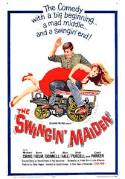 Swingin' Maiden Movie Poster