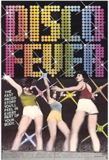 Disco Fever Movie Film Poster