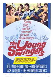 Featured: Young Swingers Vintage Dance Poster