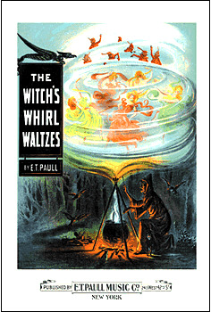 The Witches Whirl Waltzes