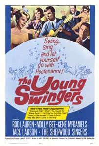 The Young Swingers film Poster