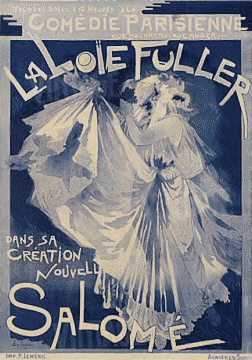 SALOME Featuring Loie Fuller