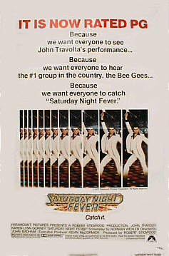 Saturday Night Fever Poster 2
