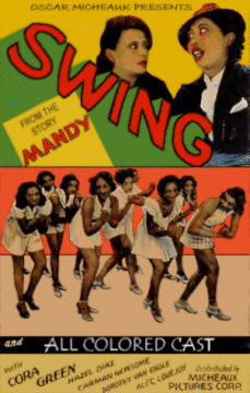 Oscar Micheaux film - Swing