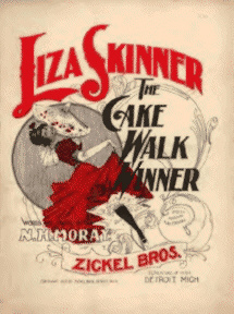 Liza Skinner - The Cakewalk Winner