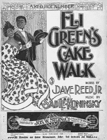 Eli Green's Cakewalk Photo