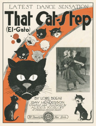 That Cats-Step: El GAto (1920)