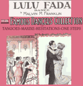 Lulu Dada Dance Sheet Music Cover