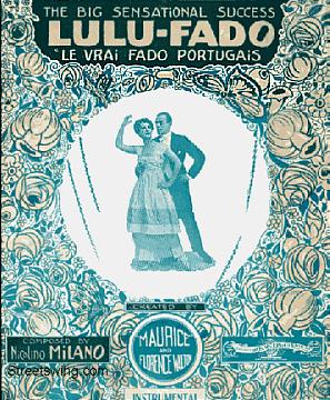 Lulu-Fado Le Vrai Fado Portugais