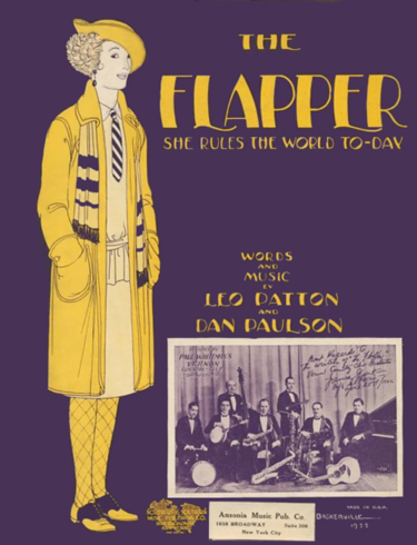 The Flapper, She Rules the World Today