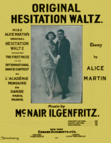 Original Hesitation Waltz