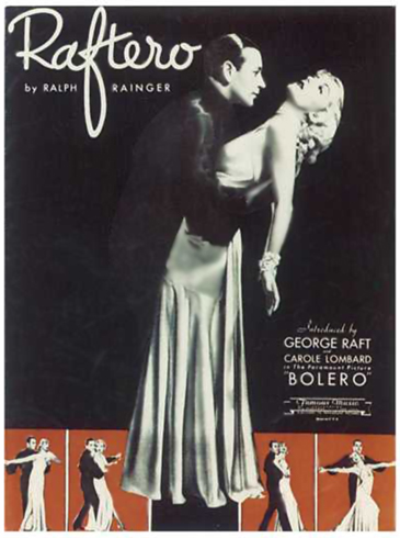 The Raftero Sheet Music Cover