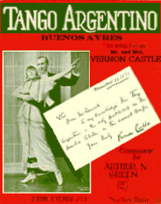 Tango Argentino by the Castles
